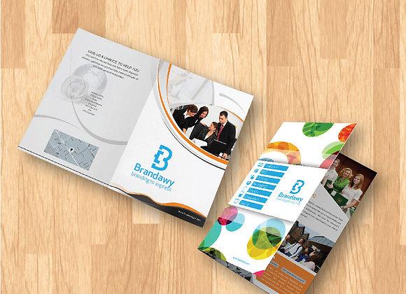 Bi-Fold Flyer