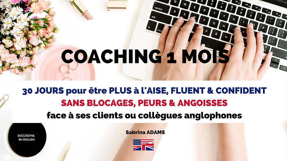 coaching 1 mois programme successful in