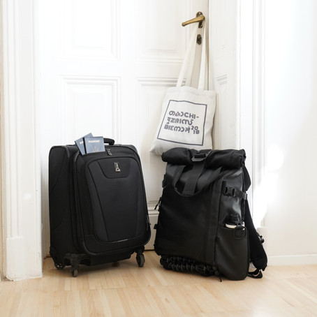 What we LOVE in our Travel Bags