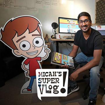 Micah's Super Vlog