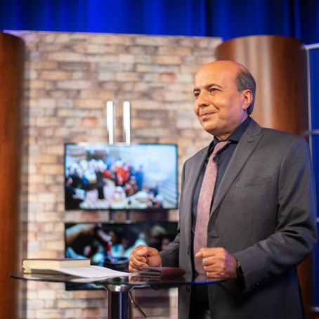 Shoaib Ebadi: A Christian Leader Speaks Out for Peace in Afghanistan