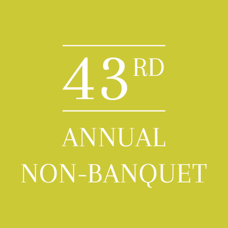 Non-Banquet Ideal for Time of Social Distancing
