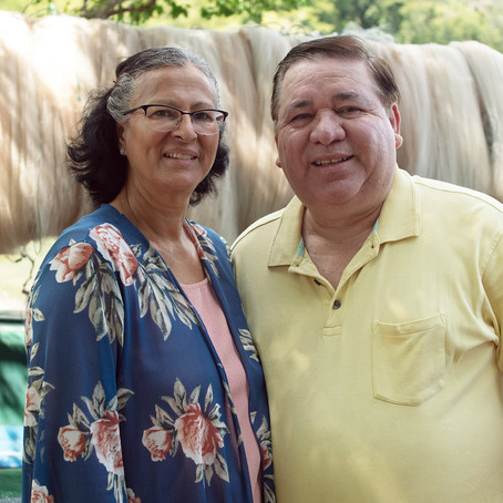 Ernesto & Marina Serve Pastor Couples in Honduras