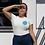 Thumbnail: Affirmation Short-Sleeve Unisex T-Shirt, I'm Doing My Best