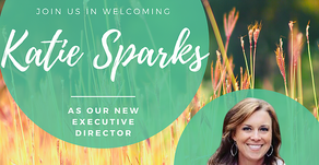 Welcome Katie Sparks