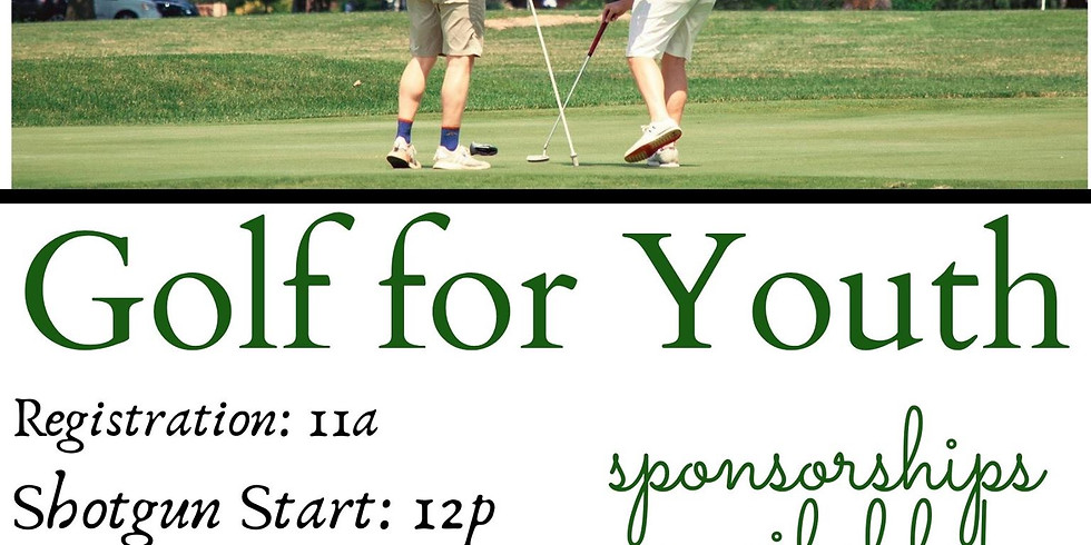 Golf FOR Youth