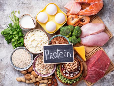 Eiweiß, Proteine - Warum sind sie für deine Ernährung so wichtig?