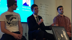 Startups and Security - Best Practices to Ensure Your Startup is Secure:         Hosted at Work-Benc