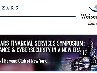 FINANCIAL SERVICES SYMPOSIUM: DIGITAL FINANCE, BLOCKCHAIN. INSURANCE & CYBERSECURITY IN A NEW ER
