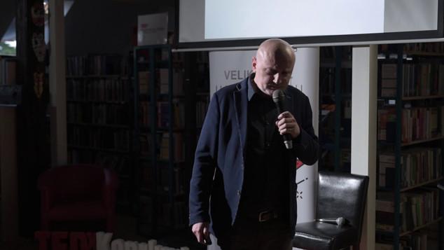 TEDx KOPRIVNICA LIBRARY