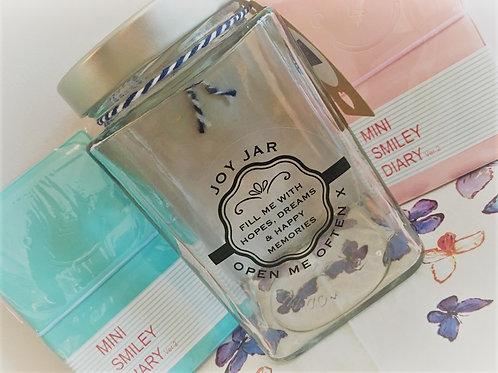 Joy Jar and Free Mini Diary