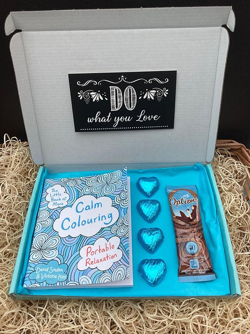 Letterbox Gift - Simple Creative Box