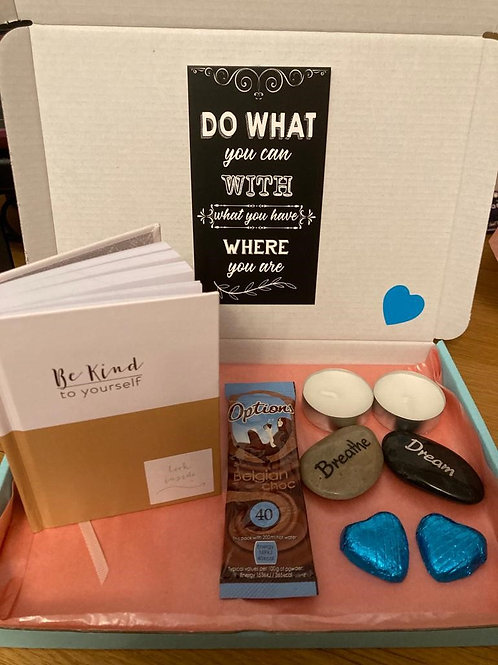 Be Kind to Yourself Letterbox Gift