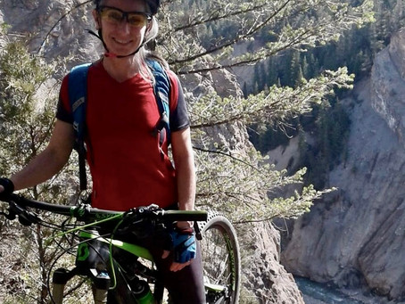 This is why mountain biking is significant to my mental health journey