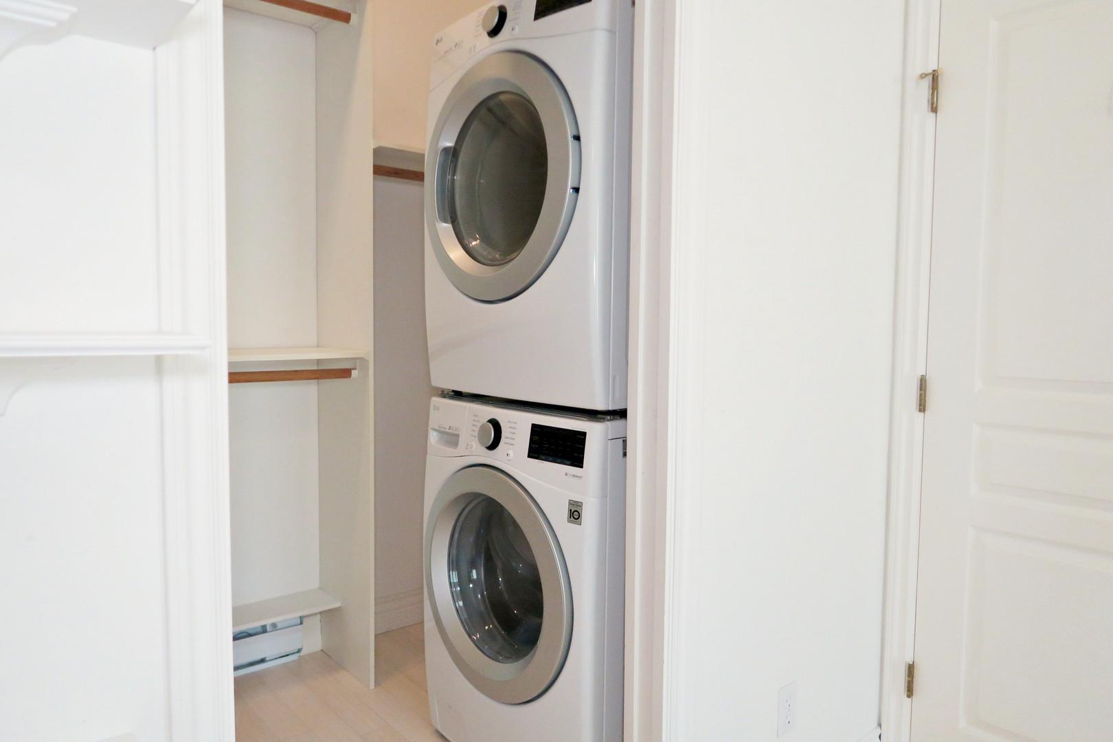 ③ 私人洗衣乾衣機