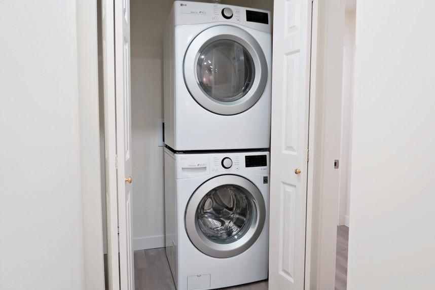 洗衣,乾衣機