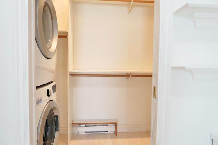 ④ 私人洗衣乾衣機