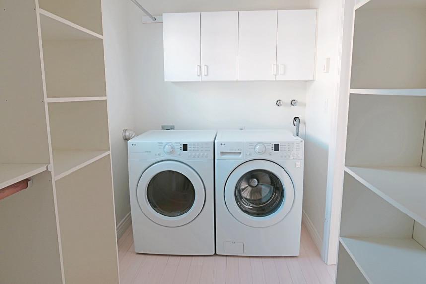 ① ② 公用洗衣機