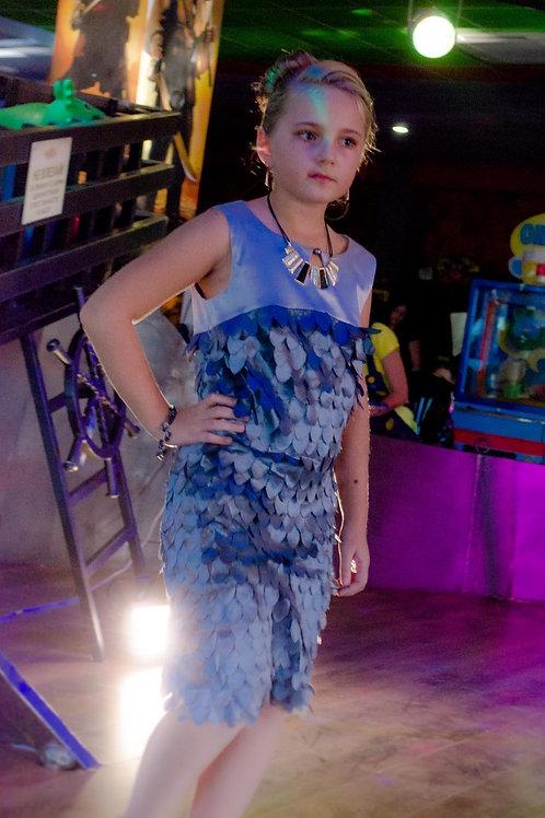 НГ  13-04 Платье для девочки