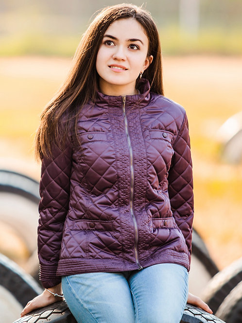 """4268/1 Куртка """"Агата""""."""