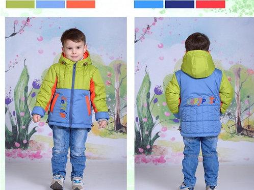 3105 Куртка для мальчика
