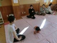 ティンクルーム2021・5月18日(火)ママヨガ