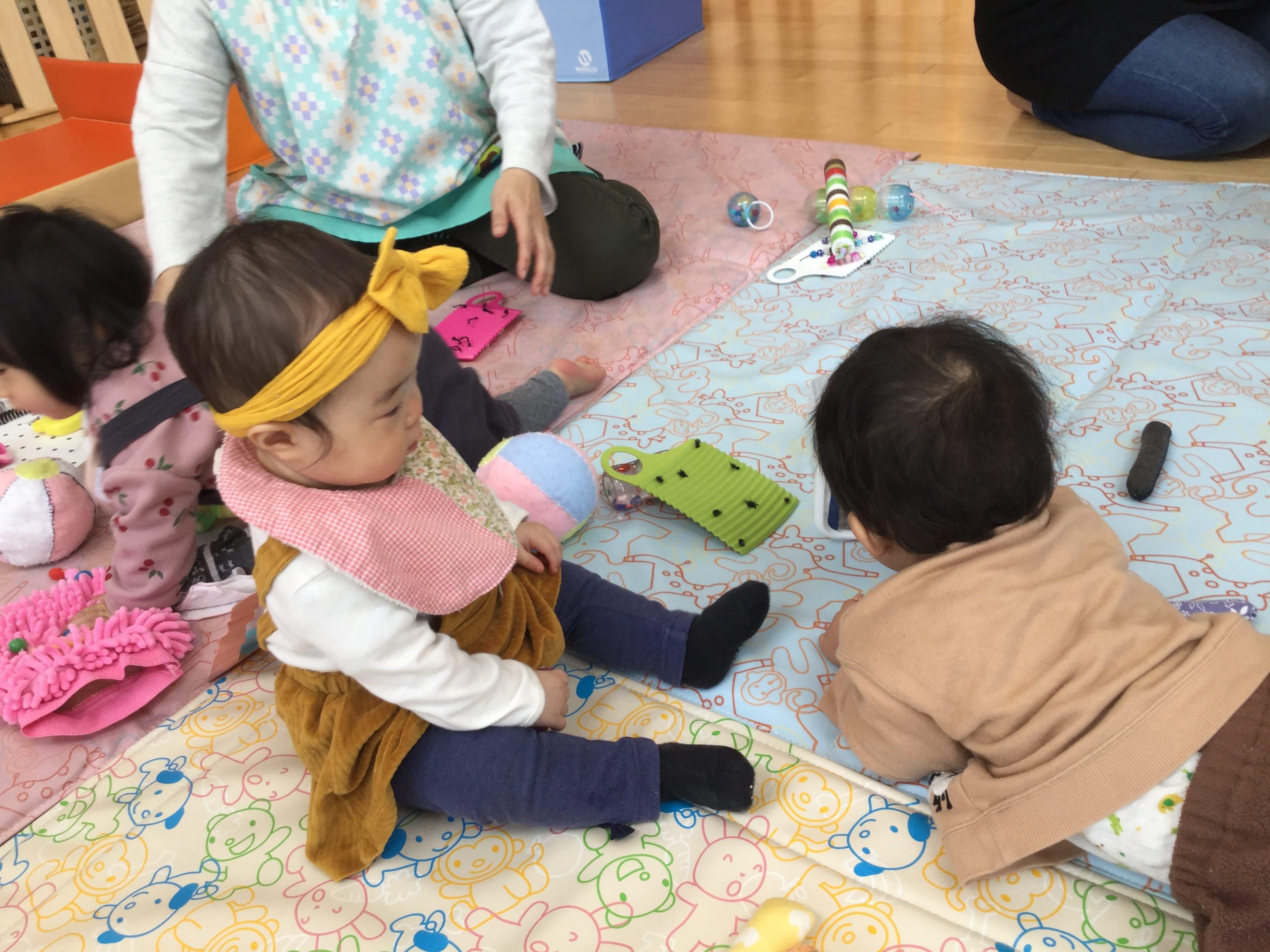 ティンクルーム2021・4月27日(火)好きな遊び