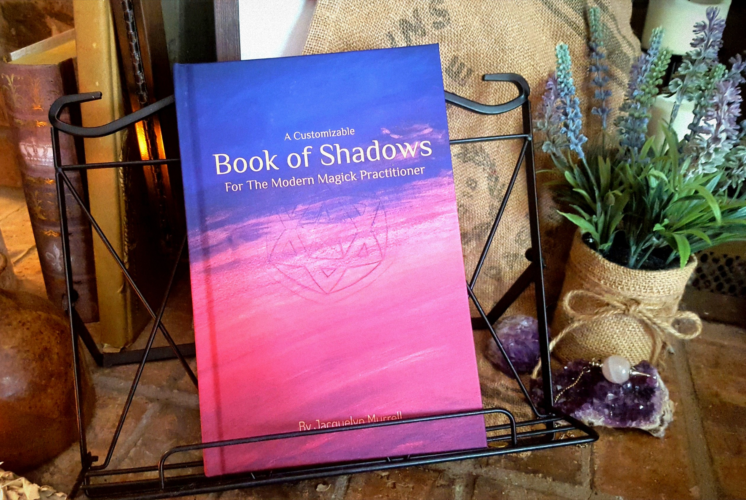 A Customizable Book of Shadows for the Modern Magick Practitioner