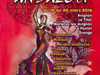 15° Festival Andalou
