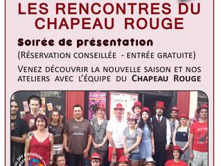 RDV présentation Au Chapeau Rouge
