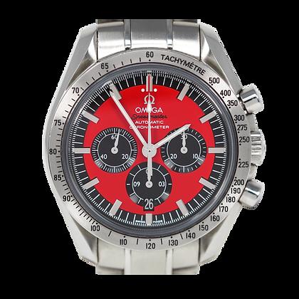 Omega Speedmaster Michael Schumacher The Legend Collection