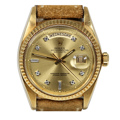 Rolex Vintage Day-date 1804 18k Yellow Gold