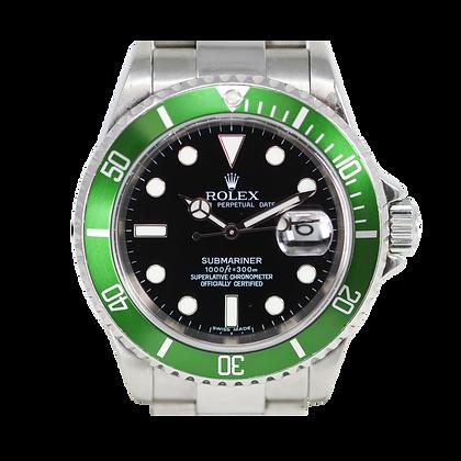 "Rolex Submariner Date ""Kermit"""