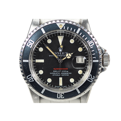 "Rolex 1680 ""Red Submariner"""