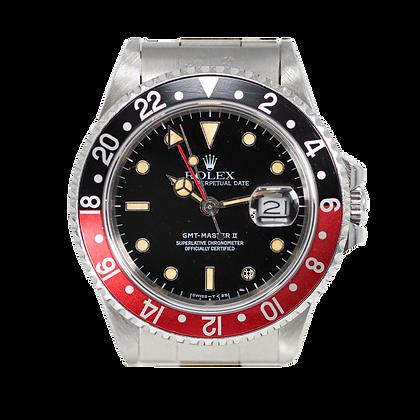 Rolex GMT Master II 16760 'Fat Lady'