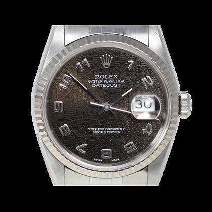 Rolex Datejust 16234 Jubilee Dial
