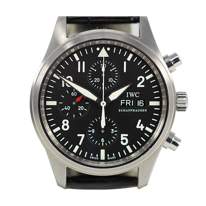 IWC Pilot's Watch Chronograph Ref. 3717