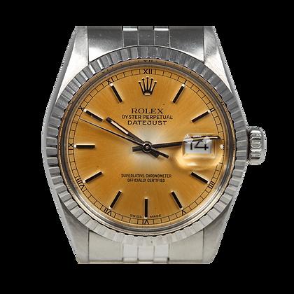 Rolex Datejust 16030 Sunburst Dial