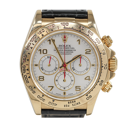 Rolex Daytona '16518' Mother Of Pearl