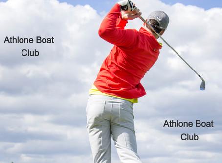 Golf Fundraiser at Athlone Golf club