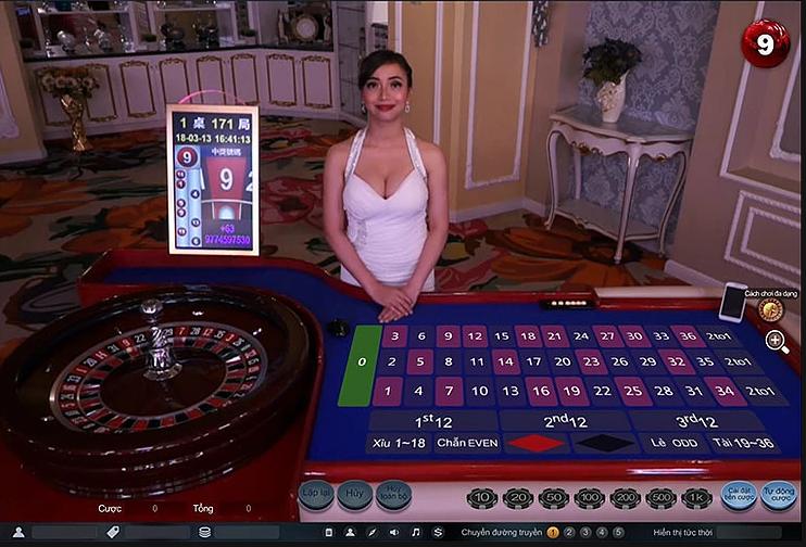Hướng dẫn chơi Roulette | Thiên Hạ Bet