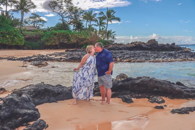 Maui Anniversary Portraits