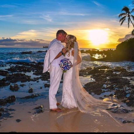 Makena Cove Wedding