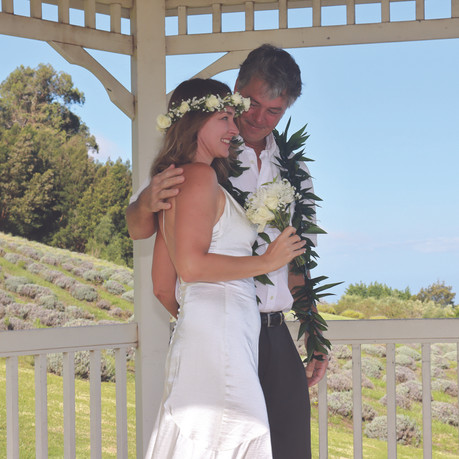 Upcountry Weddings