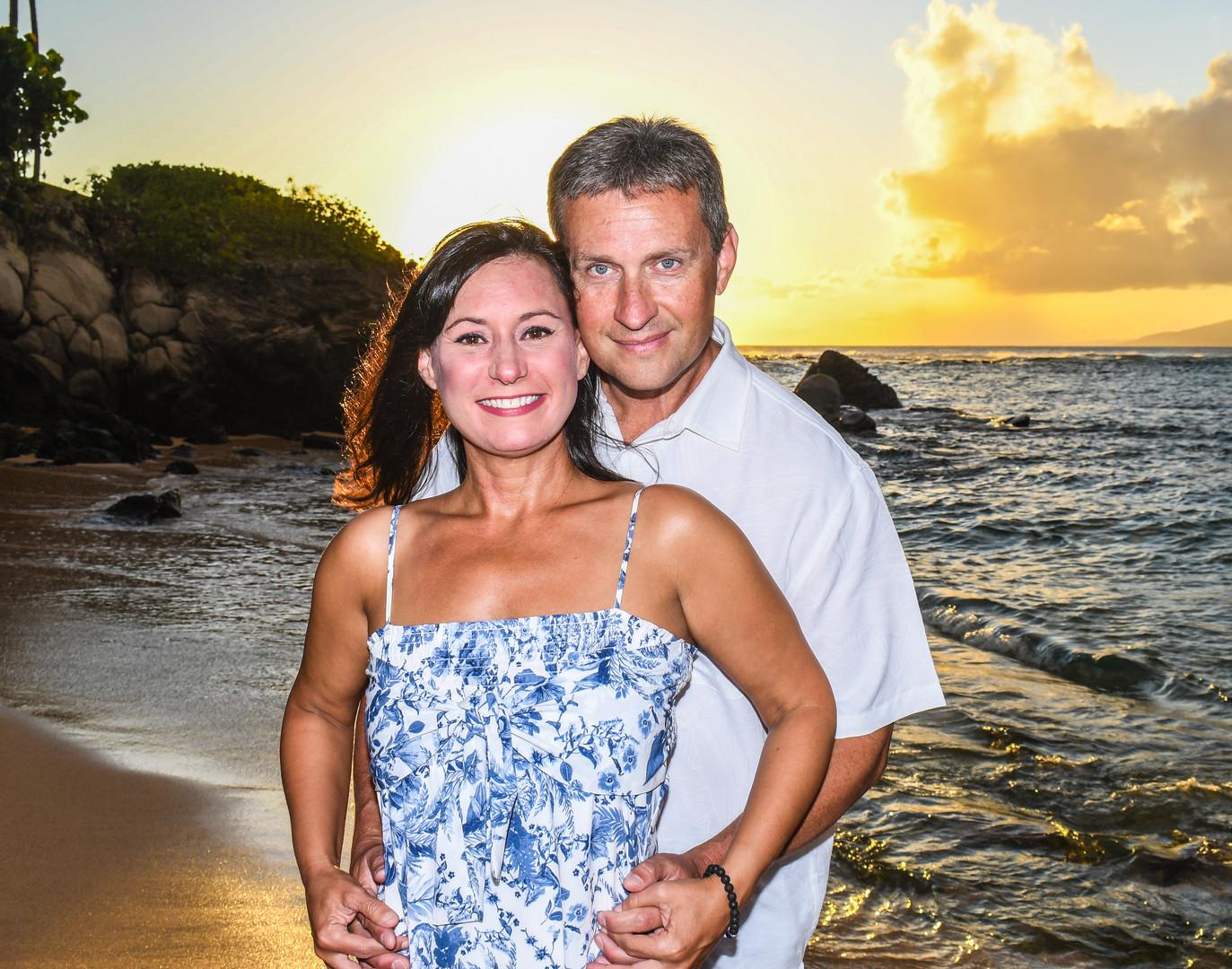 Maui Couple Portraits