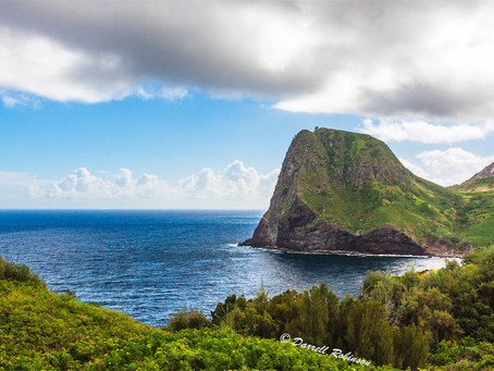 Kahakuloa Head in East West/Maui