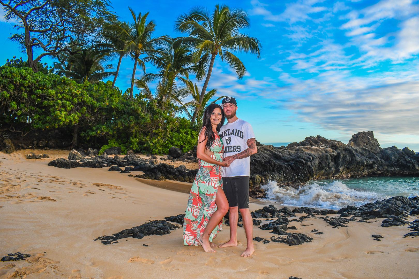 Couple Session Maui
