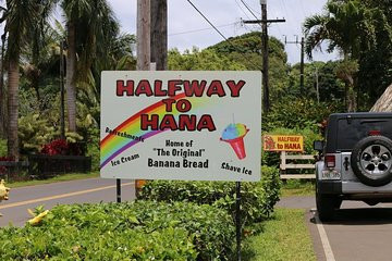 Road to Hana Mile Markers