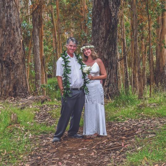 Upcountry Maui Weddings
