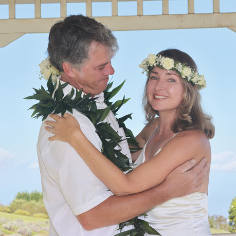 Upcountry Wedding